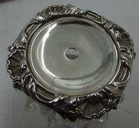 Antique William IV Silver Inkstand. London 1832 (5 of 20)