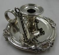 Antique William IV Silver Inkstand. London 1832 (7 of 20)