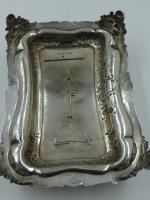 Antique William IV Silver Inkstand. London 1832 (19 of 20)