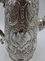 Antique George IV Silver Coffee Pot. London 1823 (6 of 16)