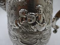 Antique George IV Silver Coffee Pot. London 1823 (11 of 16)