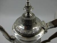 Antique George IV Silver Coffee Pot. London 1823 (12 of 16)