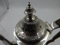 Antique George IV Silver Coffee Pot. London 1823 (14 of 16)