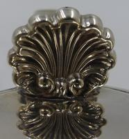 Antique William IV Silver Mustard. London 1835 (9 of 9)