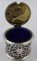 Antique William IV Silver Mustard. London 1835 (5 of 9)