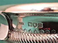 Fine Quality Antique Victorian Silver Porringer / Bowl (3 of 8)