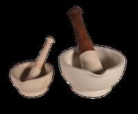 Two Mortars and Pestles (3 of 3)