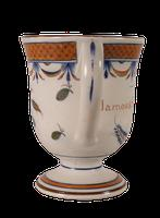 Pearlware Loving Cup (2 of 5)
