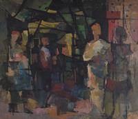 Abstract Crowd (2 of 2)