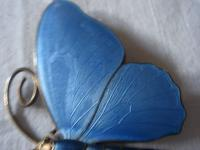 Very Large Marius Hammer Enamel Butterfly (6 of 7)