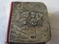 Silver Covered Prayer Book 1906