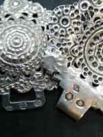 French Silver Buckle (2 of 4)