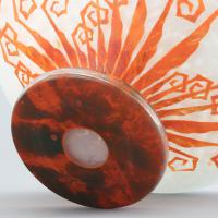 Le Verre Francais Art Deco Fougeres Cameo Glass Vase by Charles Schneider c.1930 (8 of 10)