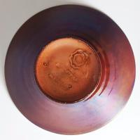 Pilkington's Royal Lancastrian Lustre Conical Bowl C.1950 (7 of 7)