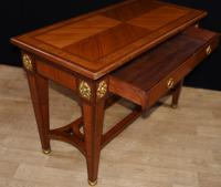 Pair of French Empire Console Tables c.1890 (3 of 7)