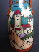 Frederick Rhead for Foley Intarsio. Shakesperean Vase. Early 20th Century (10 of 12)