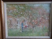 Original Framed Oil on Canvas 20thC Signed Peter Jamieson, British Artist (8 of 9)