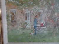 Original Framed Oil on Canvas 20thC Signed Peter Jamieson, British Artist (7 of 9)