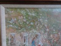 Original Framed Oil on Canvas 20thC Signed Peter Jamieson, British Artist (6 of 9)