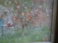 Original Framed Oil on Canvas 20thC Signed Peter Jamieson, British Artist (9 of 9)