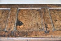 18th Century Oak Coffer (4 of 12)