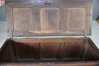 18th Century Oak Coffer (7 of 12)