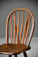 Hoop & Stick Back Kitchen Chair (2 of 10)