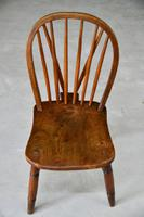 Hoop & Stick Back Kitchen Chair (4 of 10)