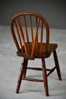 Hoop & Stick Back Kitchen Chair (8 of 10)