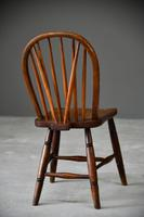 Hoop & Stick Back Kitchen Chair (9 of 10)