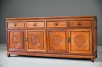 Chinese Rosewood Sideboard (3 of 12)