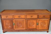 Chinese Rosewood Sideboard (4 of 12)