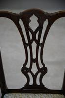 Single Chippendale Style Dining Chair (3 of 11)