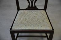 Single Chippendale Style Dining Chair (4 of 11)