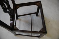 Single Chippendale Style Dining Chair (11 of 11)