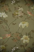 Oriental Four Panel Screen Room Divider (8 of 12)