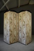 Oriental Four Panel Screen Room Divider (10 of 12)