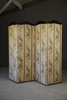 Oriental Four Panel Screen Room Divider (12 of 12)