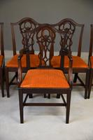 Set 8 Chippendale Style Dining Chairs (2 of 11)