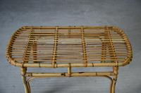 Retro Bamboo Coffee Table (4 of 9)