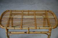 Retro Bamboo Coffee Table (5 of 9)
