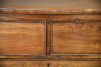 Antique Mahogany Bow Front Chest of Drawers (6 of 13)