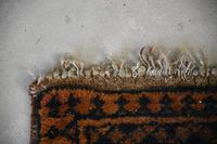 Gold Afghan Wool Rug (7 of 9)