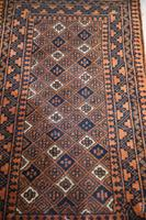 Gold Afghan Wool Rug (8 of 9)