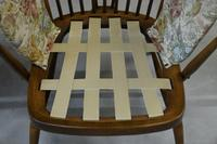 Pair of Vintage Retro Ercol Armchairs Chairs (11 of 12)