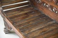 Anglo Indian Hardwood Sofa (9 of 13)