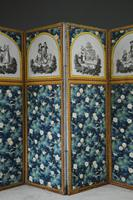 Antique French Floral Screen (8 of 12)