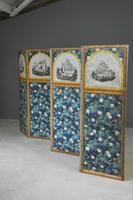 Antique French Floral Screen (2 of 12)