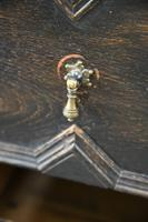 Pair of Jacobean Style Oak Cabinets (11 of 13)