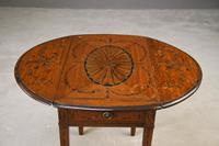 Regency Style Inlaid Table (4 of 11)